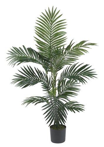 Kentia Palme, aus Seide, 5 cm,