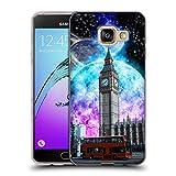 Head Case Designs London Raum Surreale Landschaften Soft Gel Hülle für Samsung Galaxy A3 (2016)