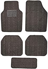 Vitaly 401, 5 Piece Set of Car Floormats - Grey
