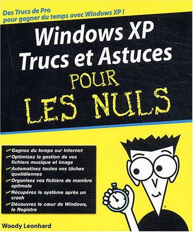 Toujours plus sur Windows XP