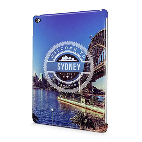 welcome-to-sydney-australia-plastic-snap-on-protective-case-cover-for-ipad-air-2