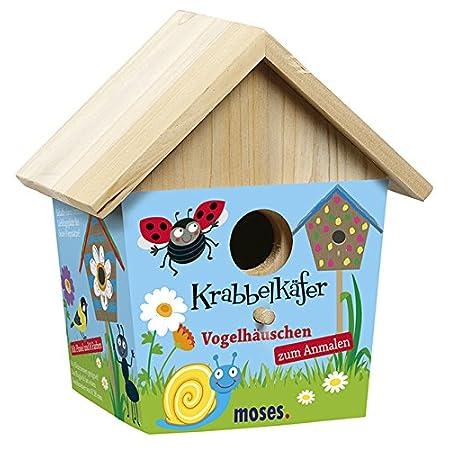Moses 16056 – Krabbelkäfer Vogelhäuschen