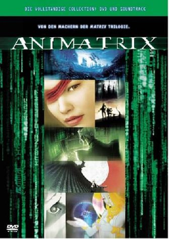 Animatrix Collection (DVD + Soundtrack CD)