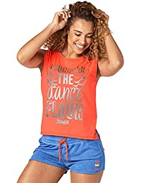 Zumba pour Femme à la conquête du Dance Floor ... 3a849b749ff