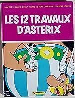 Les 12 travaux d'Astérix de Albert UDERZO