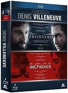 2 films cultes de Denis Villeneuve: Prisoners + Incendies [Blu-ray]