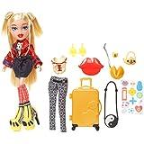 Bratz - Study Abroad Cloe, muñeca fashion (Bandai 537007)