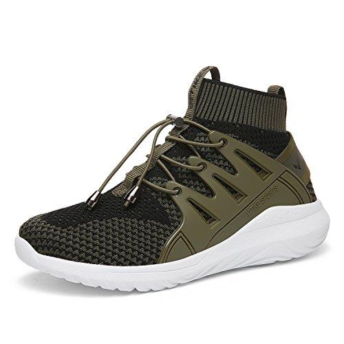 ASHION Jungen Outdoor Sport Schuhe Mädchen Laufende Schuhe Jungen Sneakers Kinder Mesh Sportschuhe Schuhe