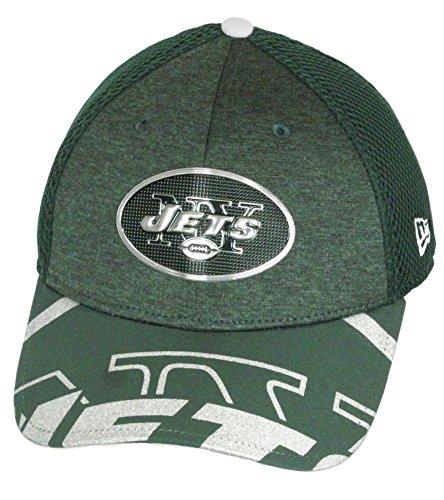 New Era NFL 2017 Draft On Stage 39Thirty Stretch Fit Cap, Unisex-Erwachsene, 39THIRTY, grün, Small/Medium 3 Flex Fit Cap