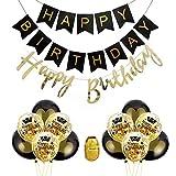 Cette décorations anniversaire vous procurera beaucoup de plaisir et vous donnera une toile de fond fantastique pour votre événement.Le Ballon Happy Birthday est le choix parfait pour la fête d'anniversaire de votre enfant ou une fête pour adultes.  ...