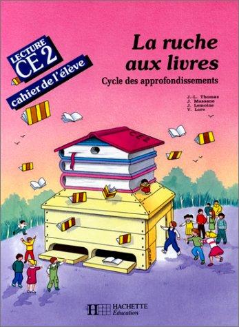 La ruche aux livres, CE2. Cahier