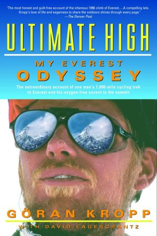 Ultimate High: My Everest Odyssey por Goran Kropp