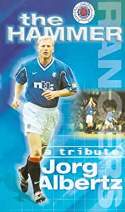 Rangers Fc: The Hammer - A Tribute To Jorg Albertz [VHS]