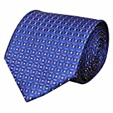 #6: Kanthlangot Self Design Microfibre Tie