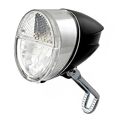 nean Fahrrad-Dynamo-CREE-LED-Licht-Lampe, Frontleuchte, mit Lichtautomatik, 75 Lux von Neanversand - Outdoor Shop