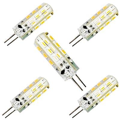 5x G4 1,5W Silica Gel LED 12V Warmweiß - sehr hell und effizient von Offgridtec GmbH - Lampenhans.de