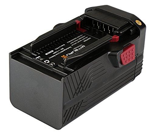 Mitsuru® 3000mAh Li-Ion 36V Akku Batterie für Hilti B36, B36V