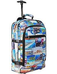 Maleta con ruedas Cabin Max, la MÁS LIGERA DEL MUNDO, convertible en mochila – Equipaje con ruedas de 44 litros y 1,7 kilogramos de peso (Photo Postcards)