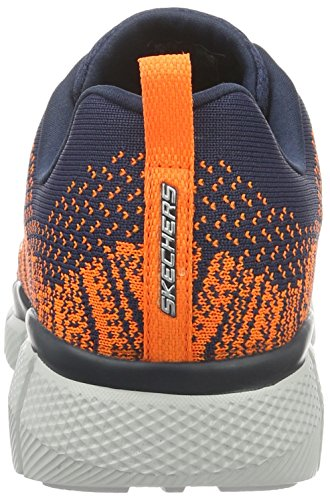 Skechers Herren Equalizer 2.0 Gioco Perfetto Low-top Blau (nvor)