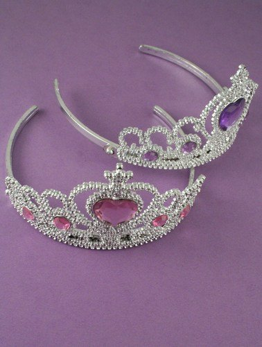 Couronne-de-princessereine-Accessoire-de-costume