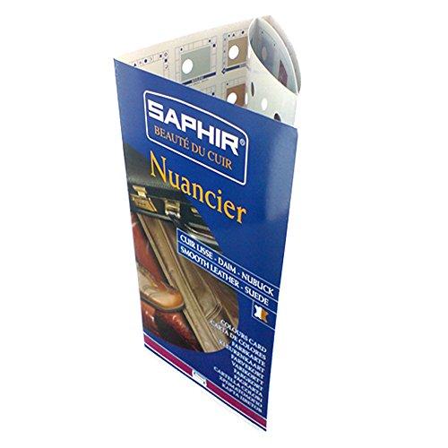 Saphir-Nuancier Card Factory