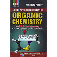 GRB Advanced Problems in Organic Chemistry for JEE (Main and Advanced) (2018-2019)