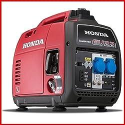 Generador de energía Honda EU 22, portátil, de emergencia