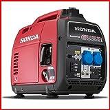 Grupo electrógeno Honda EU 22I Generador Inverter funda electrógeno de emergencia