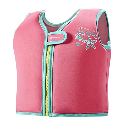 Speedo Girls' Sea Squad Float Vest