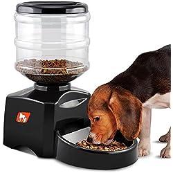 LESHP Comedero Automático para Perros