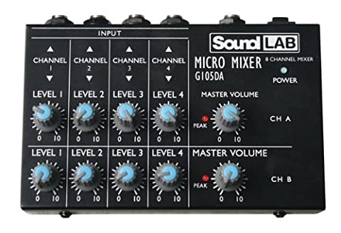 SOUNDLAB 4 CHANNEL STEREO