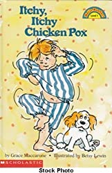 Itchy, Itchy Chicken Pox (Hello Reader Level One)