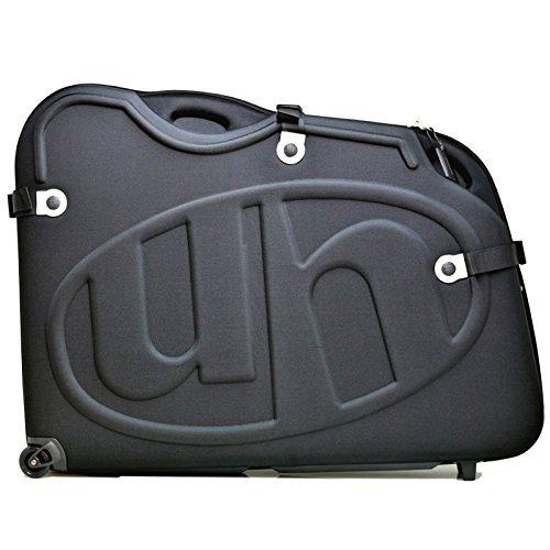 Ultimate Hardware EVA Hard Case Airport Bike Travel Box - Black by Ultimate Hardware