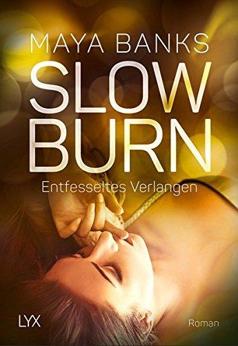 Slow Burn - Entfesseltes Verlangen (Slow-Burn-Reihe, Band 4)