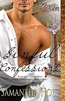 Sinful Confessions (Cynfell Brothers Book 1) by [Holt, Samantha]