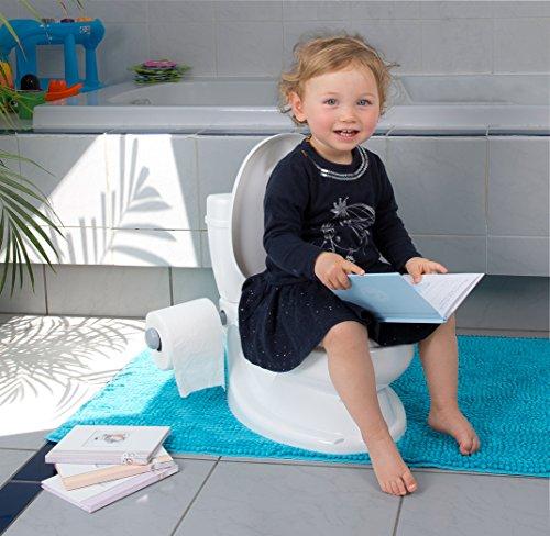 TOY-LET - El nuevo EXCUSADO para Niños, Un pote de Aprendizaje a la Limpieza - aseo educativo - Bebé Orinales