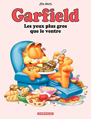 Garfield - tome 3 – Les Yeux plus gros que le ventre par Jim Davis
