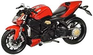 Maisto 1:18 Ducati Streetfighter S 2011 rot
