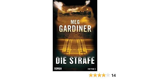 Die Strafe Gardiner Meg Mader Friedrich Bücher