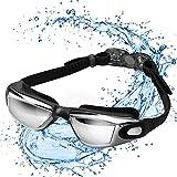 YoJetSing Schwimmbrille Swimming Goggles mit Anti Beschlag und UV Schutz geeignet für Mann, Frau...