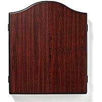 Winmau Armoire à fléchettes en bois de palissandre