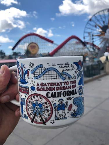 2019 California Adventure Disneyland Starbucks Tasse - Been There