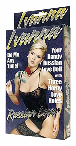 ZBF 6700001093 Ivanna Love Doll Russian Lover
