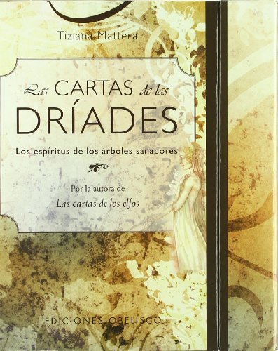 Las cartas de las dríades + baraja (CARTOMANCIA) por TIZIANA MATTERA
