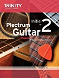 #8: Plectrum Guitar Pieces Initial-Grade 2
