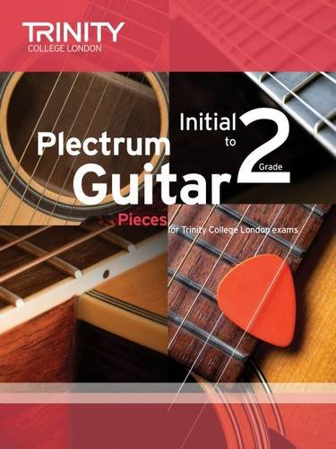 Plectrum Guitar Pieces Initial Grade 2