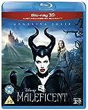 Maleficent (Blu-ray 3D + Blu-ray) [2014] [Region Free] - Best Reviews Guide