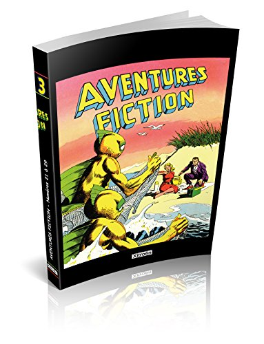 Aventures Fiction Volume 3 - Numeros 21 a 29