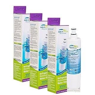 3x al-508sbs Kühlschrank Wasserfilter Kompatibel Mit SBS002, 481281729632, 461950271171, 4396508, 481281728986Whirlpool, SMEG, Ariston, Hotpoint,