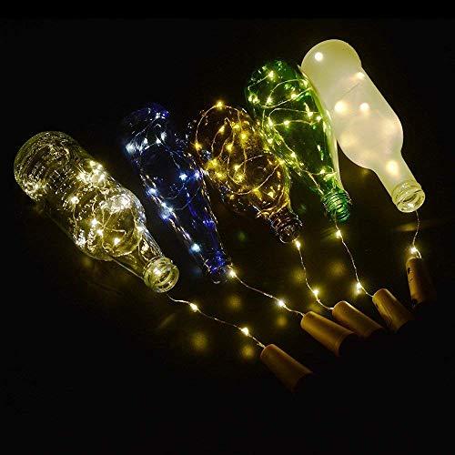 LED Flaschenlichter - 4